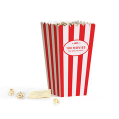 100 Movies Popcorn Bucket List