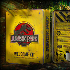 Jurassic Park Welcome Kit