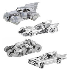 DC Comics Batman Metal Construction Kits