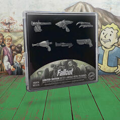 Fallout Limited Edition Badge Set