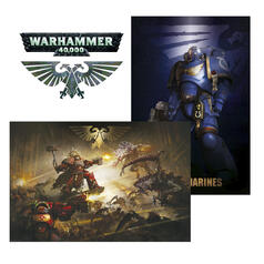 Warhammer 40,000 Posters