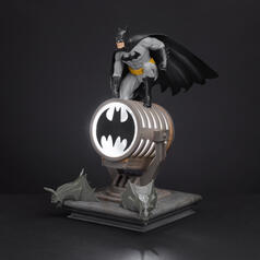 DC Comics Light Batman on Batsignal