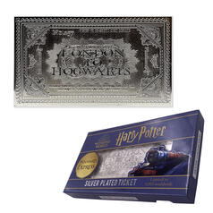Harry Potter Limited Edition Hogwarts Express Ticket