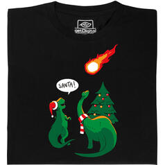 Merry Extinction-Level Event T-Shirt