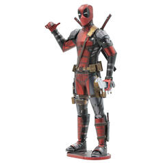 Metal Earth Marvel Deadpool 3D Construction Kit