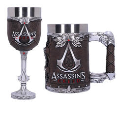 Assassin's Creed Brotherhood Drinking Vessels
