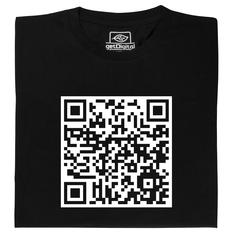 Your QR Code T-Shirt
