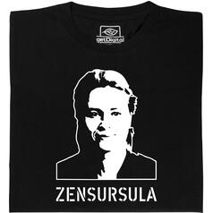 Zensursula T-Shirt
