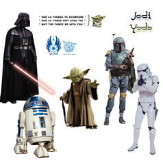 Star Wars Wall Decals
