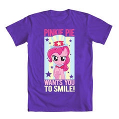 Pinkie Pie Wants You