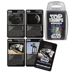 Star Wars Top Trumps for Geeks - in German