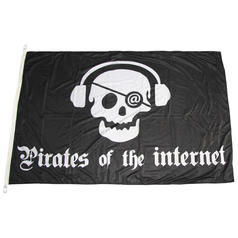 Flag Pirates of the Internet