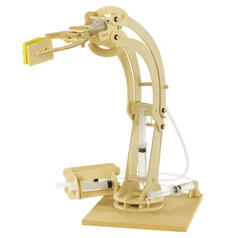 Hydraulic Robotic Arm Construction Set