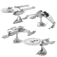 Star Trek Metal Earth 3D Craft Kits
