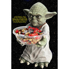 Star Wars Candy Yoda