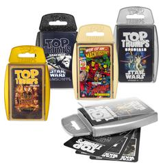 Top Trumps for Geeks in German