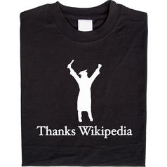 Thanks Wikipedia T-Shirt