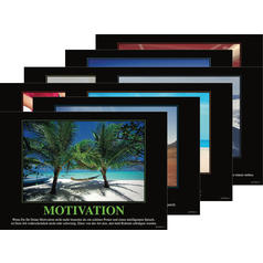 De-motivational Posters Set of 7