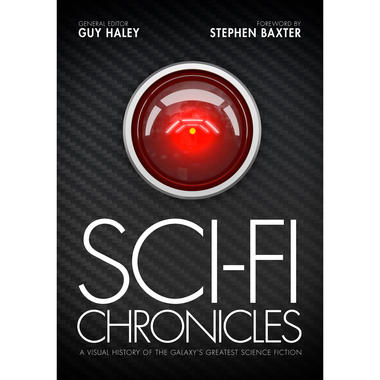 Sci-Fi Chronicles - The Science Fiction Reference Book