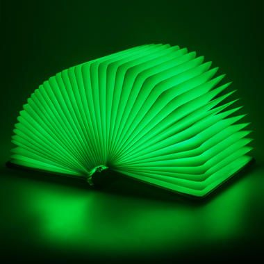 Light Book Amazing Book Light Book Shaped Colour Changing Moodlight GetDigital