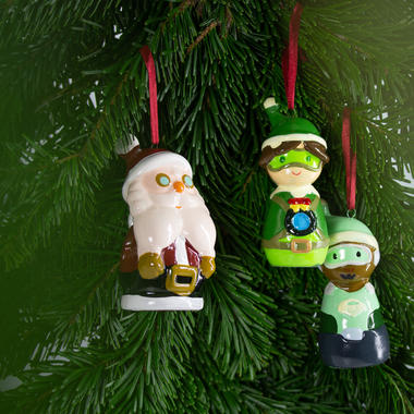 Overwatch Christmas.Overwatch Ornaments