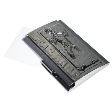 Han solo in carbonite business card case getdigital han solo in carbonite business card case colourmoves