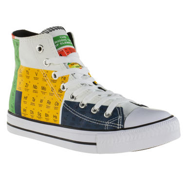 Periodic table shoes getdigital periodic table shoes urtaz Gallery