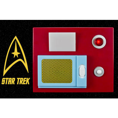 Star Trek Electronic Motion-Sensitive Door Chime