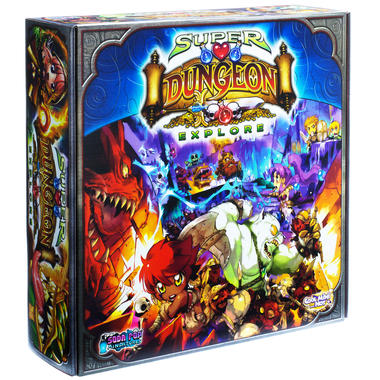 how to play super dungeon explore