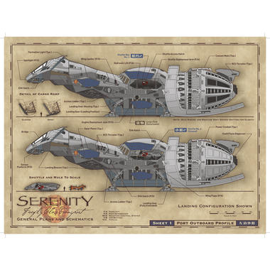 serenity blueprints getdigital rh getdigital eu Serenity Schematics General Firefly Serenity Deck Plans
